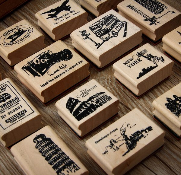 gallery12 600x580 - Wooden Stamps 2017 - Travel around the World (9)