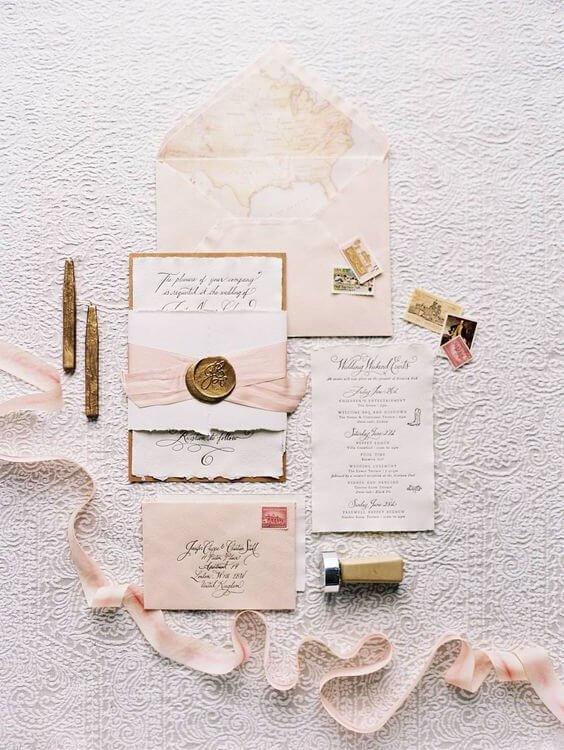 1 1 564x750 - Custom Wax Seal for Your Wedding