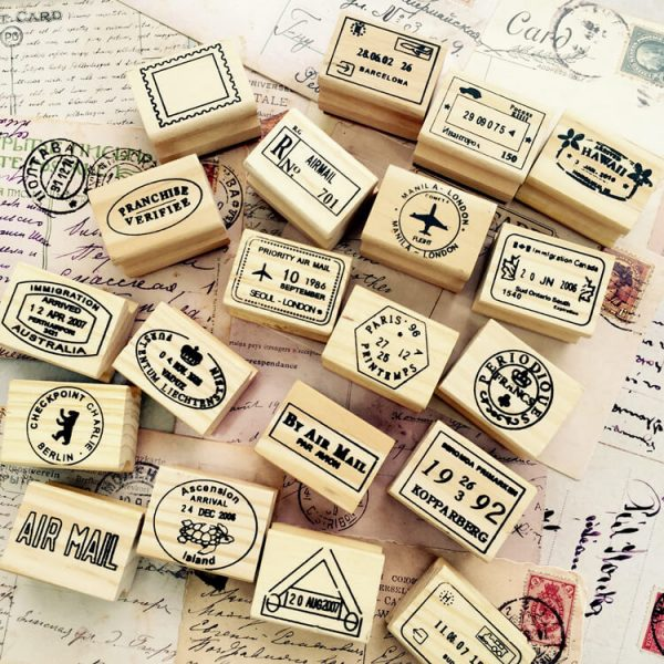 1 15 600x600 - Wooden Stamps - Postmarks (2)