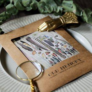 Paper Ephemera Pack Stationery Malaysia