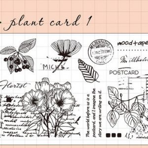 clear stamp stationery malaysia